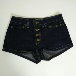 American Apparel Jeans Shorts  Size 25